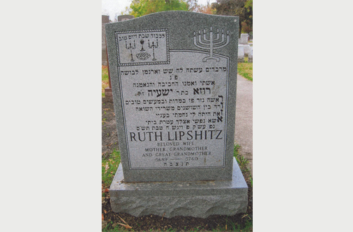 Photos Of Cemetery Monuments With Jewish Symbols And Prices